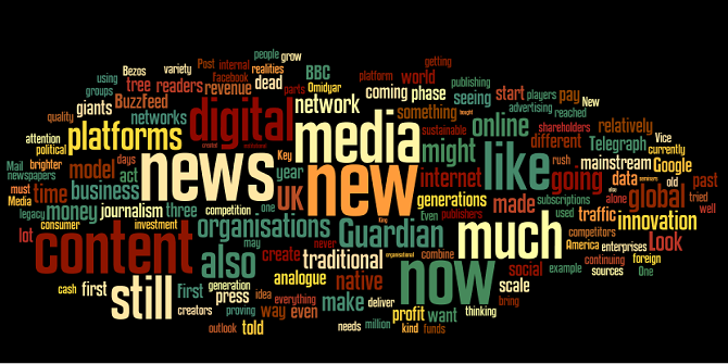 The Generation Game: signs of hope as news media industry change matures?
