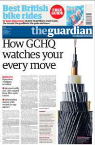 The Guardian's push for a global readership is just one example of new media business strategies