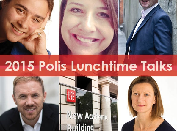 Polis Lunchtime Talks, Lent Term 2015 – Podcasts