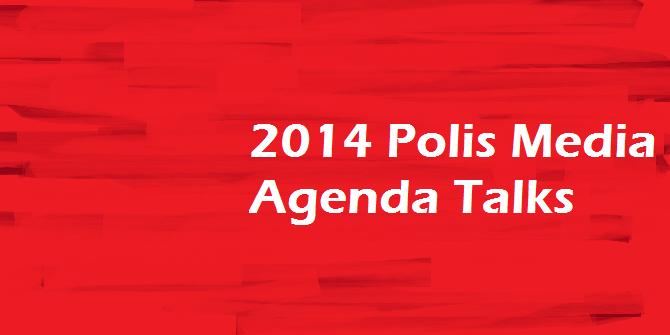 The 2014 Polis Media Agenda Talks have begun!