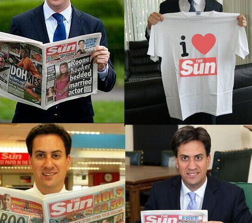 Ed Miliband's problem with the Sun (and the working classes in general)