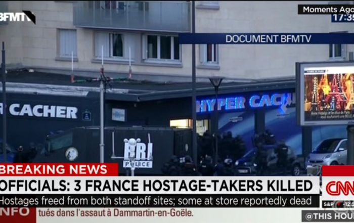 Citizen terrorism: the Paris killings and networked media