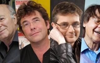 Murdered Charlie Hebdo staff