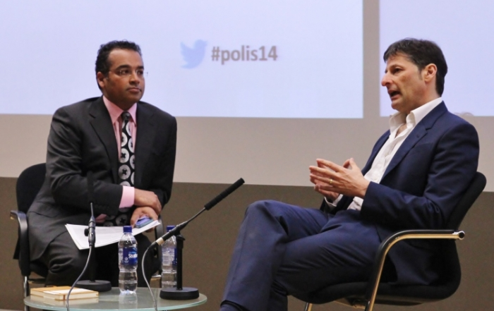 Polis Conference 2014 – Podcasts