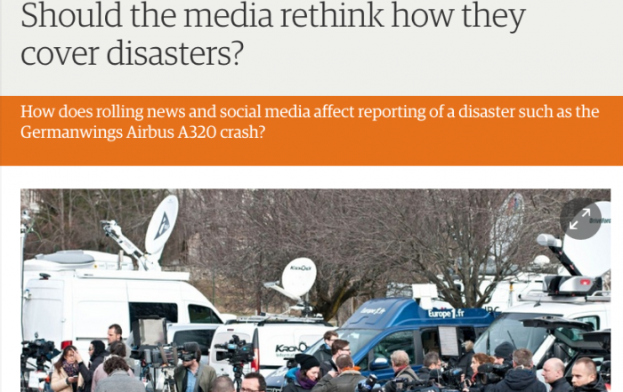 How Bad Is Breaking News?
