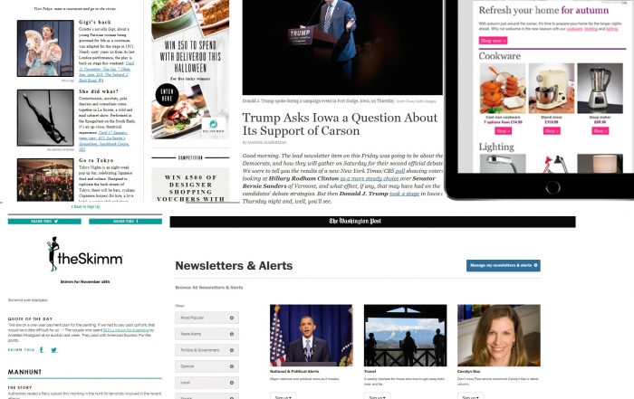 Are email newsletters the future for digital journalism?