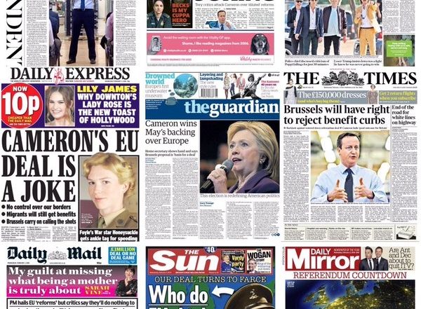Beware the 'false consciousness' theory: newspapers won't decide this referendum