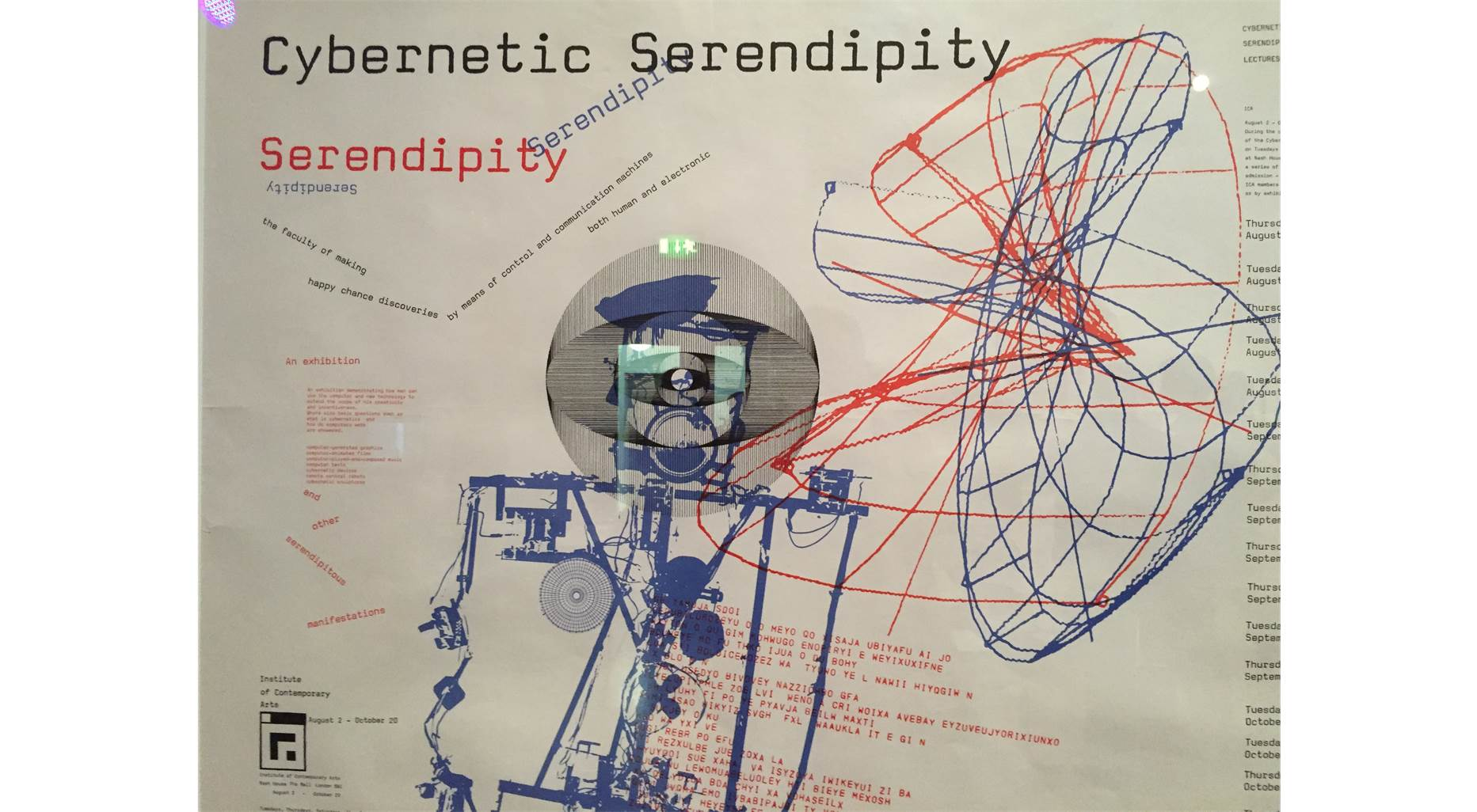 Cybernetic serendibity
