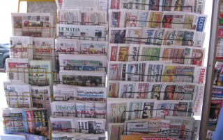 maroc newspapers