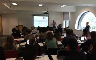 Polis LSE Journalism Summer School 2016