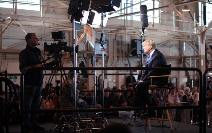 What does the Trump triumph mean for journalism, politics and social media?