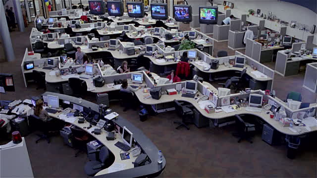 All change for newsrooms in a decade of disruption