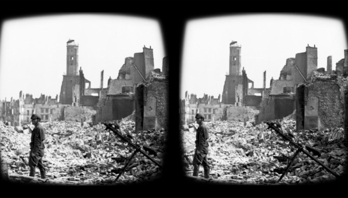 Virtual Reality's potential in storytelling