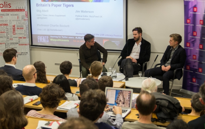 Britain's Paper Tigers: Past, Present, and Future of Journalism