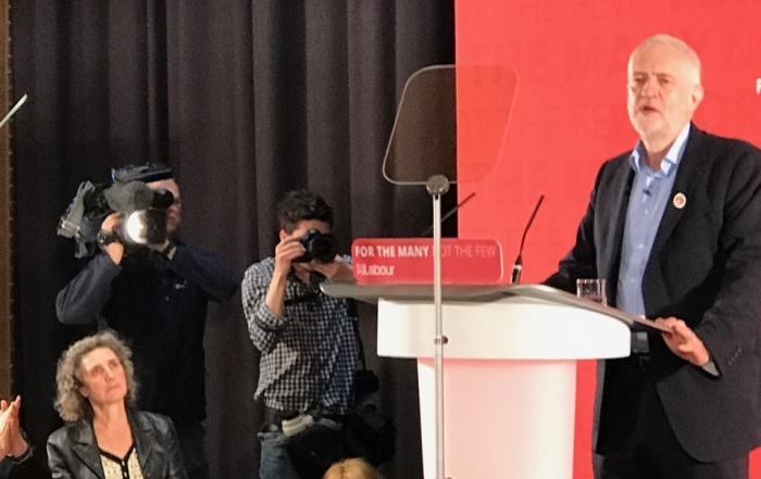 Corbyn: the personal is political and it's not appealing