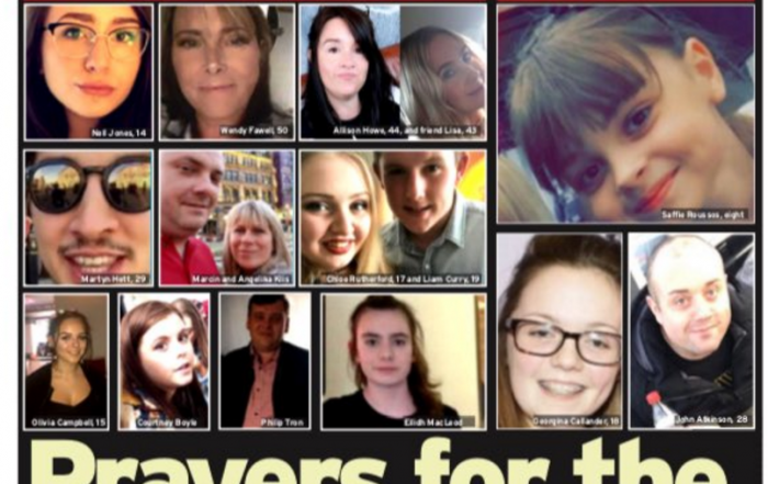Media and the Manchester attack: evil and emotion