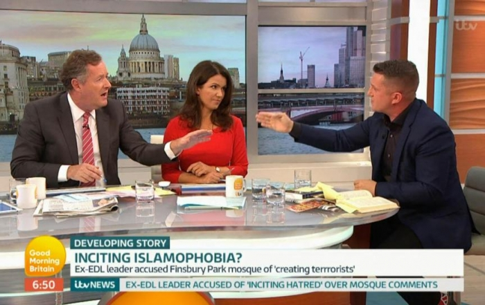 Providing a broadcast platform for extremist politicians is unethical
