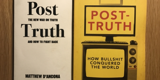 'Post-truth': a myth created by journalists?