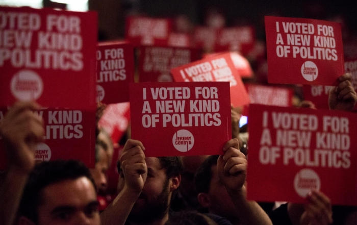 Story of a vote unforetold: Young people, youth activism and the UK general election