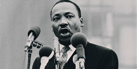 'I have a dream' is just another four-word sentence…or is it?