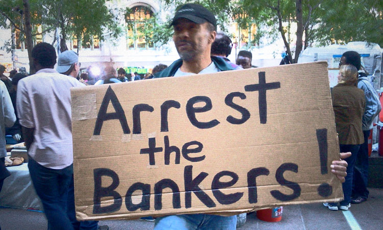 New economic crisis looming from unrest