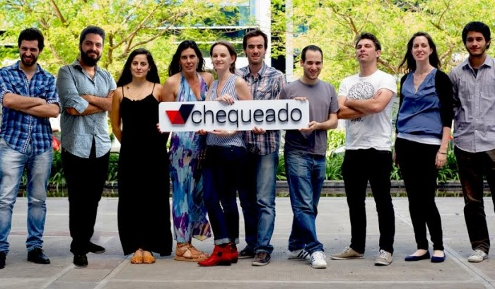 Fact-checking in Latin America: features and challenges