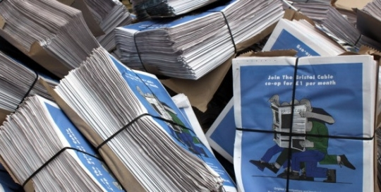 The Bristol Cable- a model for sustainable local journalism?