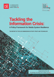 Tackling the Information Crisis: A new report from LSE