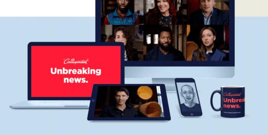 Can The Correspondent 'unbreak news'?