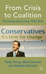 The conservative coalition essay