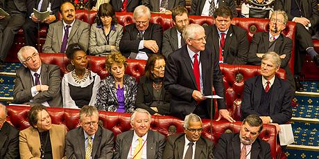 What the House of Lords really looks like