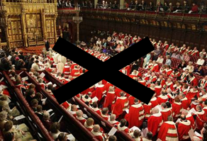 The image of the House of Lords that comes to mind