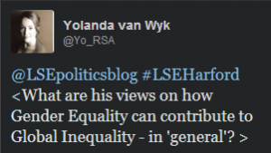 Harford Twitter question inequality