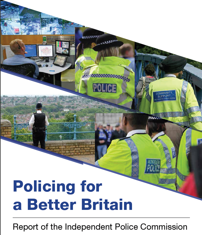 Policing for a Better Britain