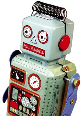Manning robot