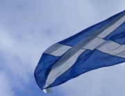 Scotland Flag - Dave McLear CC BY@_0