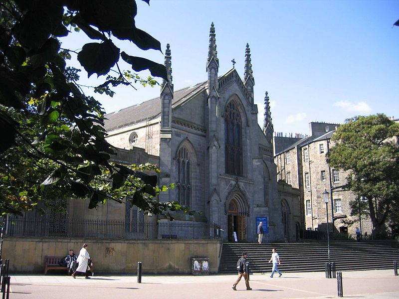 St-Mary's Cathedral in Edinburgh