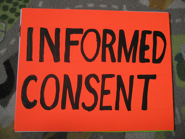informed consent#