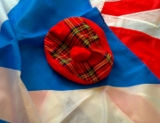 Brit Scot flag