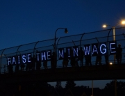 Raise min wage - Wisconsin Jobs Now