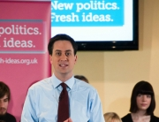 Ed Miliband (Ed Miliband CC BY 2.0)