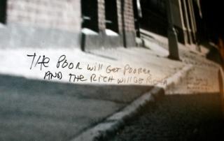 Poor will get poorer