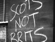 Scots not Brits