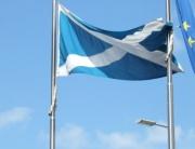 Brit Scot EU flag