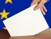 European election ballot