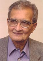 Amartya Sen profile#