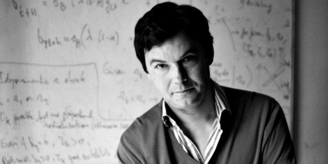 "Five minutes with Thomas Piketty: ""We don't need 19th century-style inequality to generate growth in the 21st century"""