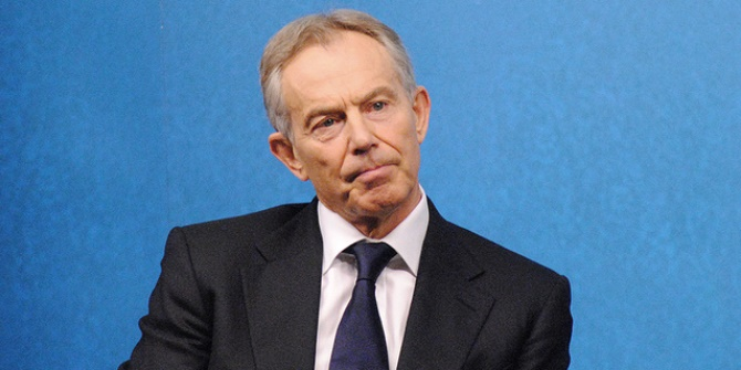 tony blairs approach to power essay Free essay: tony blair's approach to power since labour came into power in 1997 tony blair has been criticised by some for being the 'son of thatcher' many.