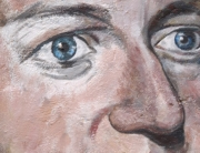 David Cameron paint feature