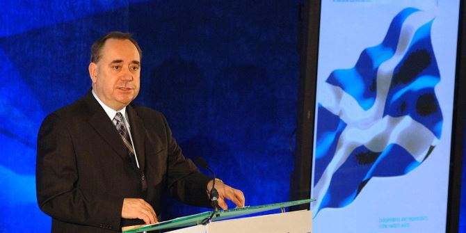 The Salmond-Darling debate played to the partisans, not the key undecided voters
